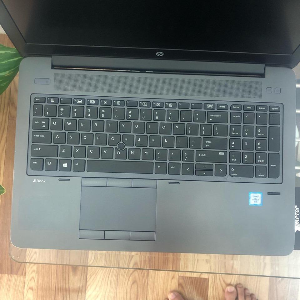 phím HP zbook 15 G3 i7
