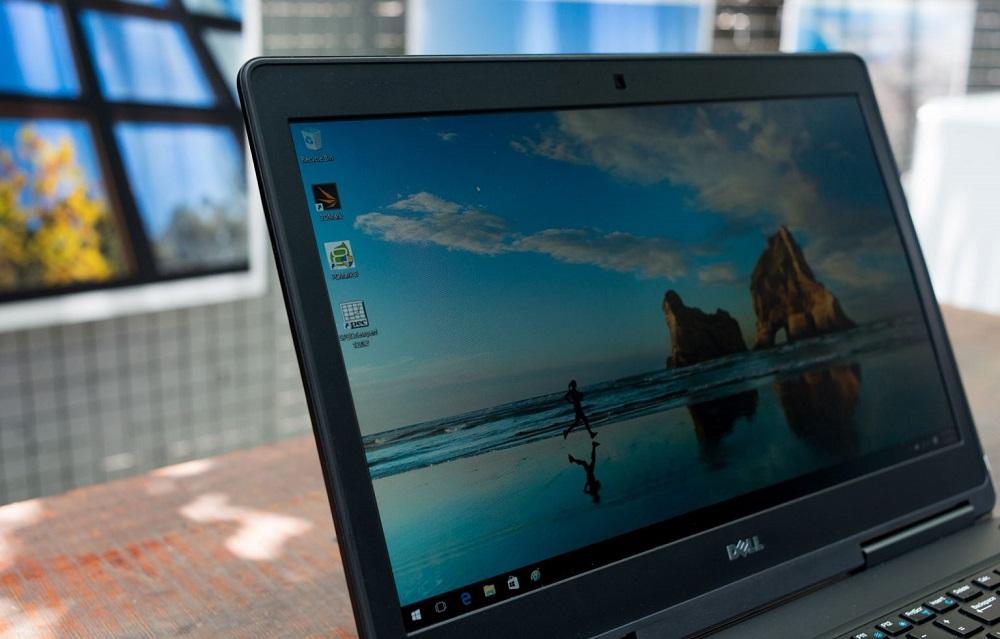 Góc Màn Hình Dell Precision 7510