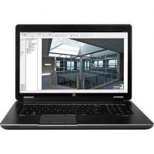 HP Zbook 17 G1 i7 4800MQ/ RAM 8GB/ SSD 240GB/ VGA Nvidia Quadro K3100M/ FHD