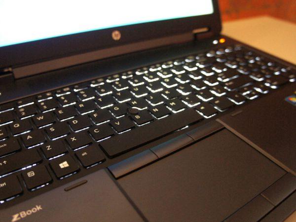 HP Zbook 14 G2 Core I7 5500U 8Gb, 256 SSD AMD FIRE 4150 Windows 10