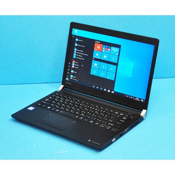 Laptop Toshiba Dynabook R73 i5 6300U( đời mới) Intel® HD Graphics 520/ 13.3