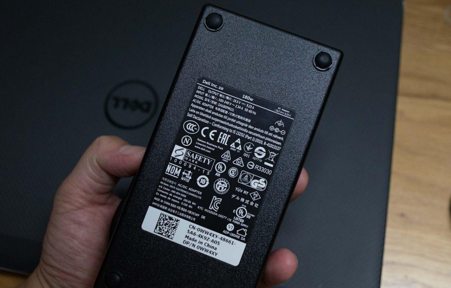 Sạc Dell Precision 7510