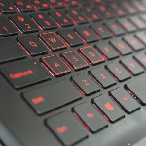 Laptop Gaming Dell Inspiron N7567 Core i7-7700HQ, VGA 4GB NVIDIA GeForce GTX 1050
