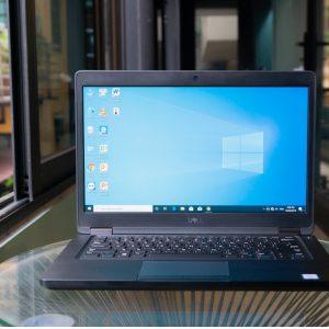 Laptop Dell Latitude 5490 Core i5 8350U 1.7GHz, Ram 8GB, SSD 256GB, 14 FHD