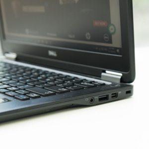 Dell Latitude E7250 | Core i5 5300U | Ram 4GB |SSD 128GB