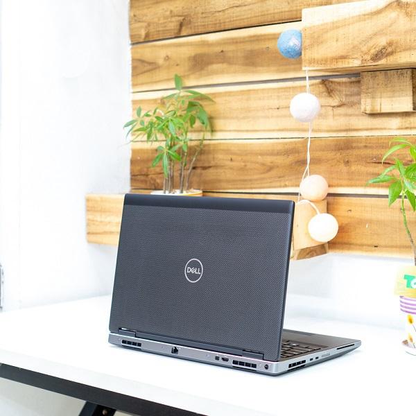 Laptop Dell Precision 7710 Máy Trạm chuyên đồ họa
