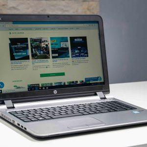Laptop HP ProBook 450 G3 / Core i5-6200U/ 8 GB RAM/ 256 GB SSD/ 15.6″ HD