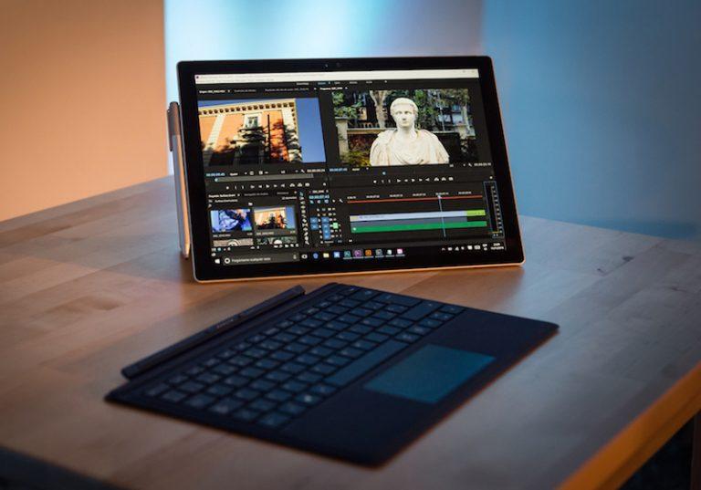 Surface Pro 4 i7