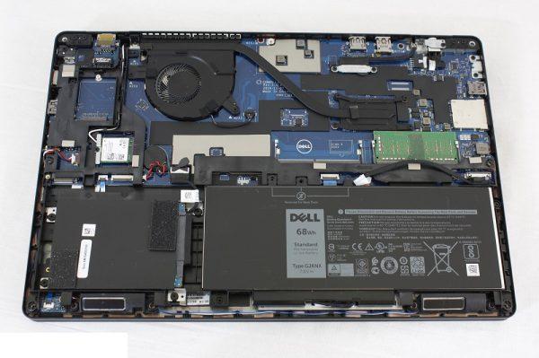 Dell Latitude E5580 i5-7300U Ram 8GB SSD 256GB Card on 15.6 inch Full HD