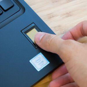 Vân Tay Dell Precision 3530